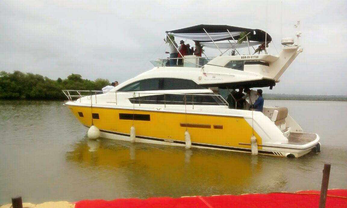 Luxury Yacht Rental Goa Yacht Hire Boat Rental