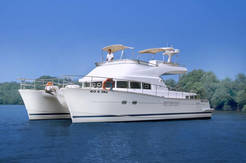 Goa Luxury Yacht Hire Yacht Party Amp Cruise Photo Shoot
