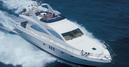 Luxury Yacht Hire Goa