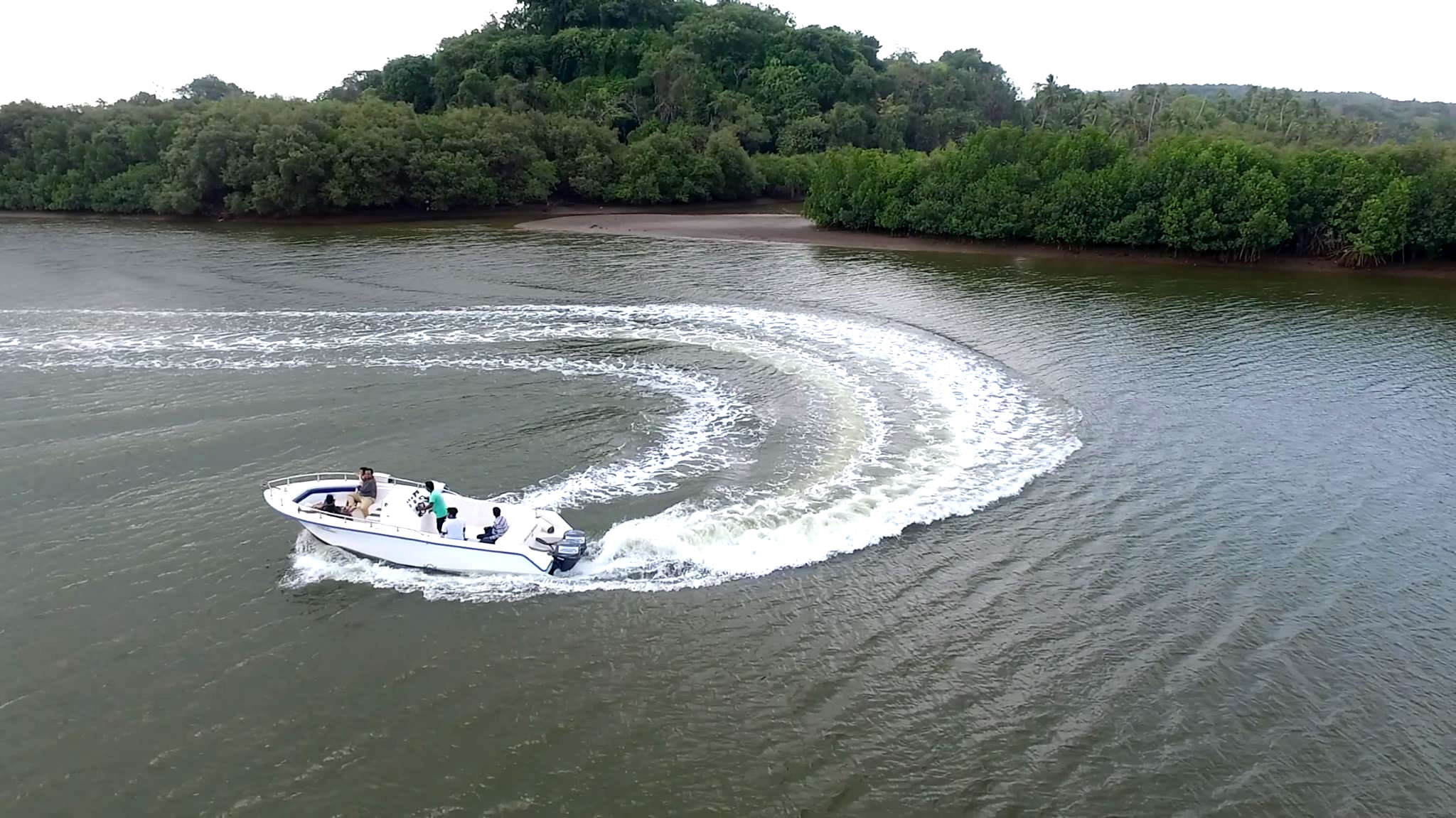 Speed Boat Hire In Goa For Couples Amp Family For Sunset