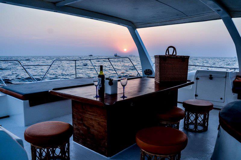 Goa Ultimate Party Boat Catamaran Cruise Boat Cruise