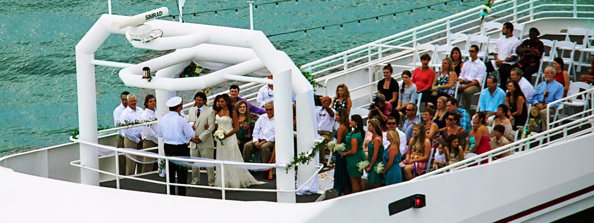 Wedding Boat Hire In Goa Wedding Reception Engagement Party Boats