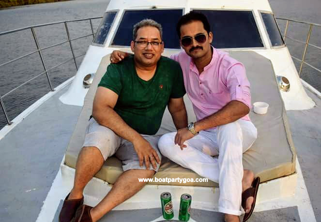 Yacht Parties in Goa