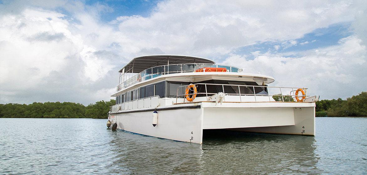 Luxury Yacht Party Catamaran Goa Corporate Party Cruise Ideas